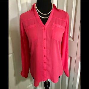 Beautiful blouse by Express size XS